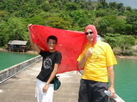 gay Thailand tours on land and sea