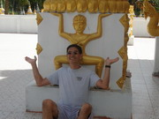 Greek God or Thai Buddha the choice is yours
