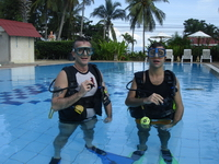 samui gay PADI courses