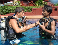 Try Gay Scuba Diving