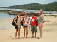Samui gay snorkel tour